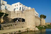 Puerta De Sant Pere, Peniscola, Spain