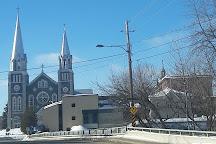 Eglise de Baie-Saint-Paul, Baie-St-Paul, Canada