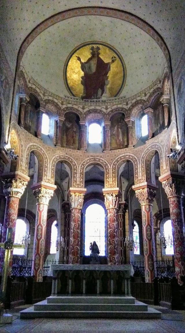 Ancienne abbaye bénédictine