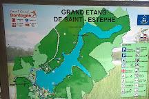 Etang de Saint-Estephe, Saint Estephe, France