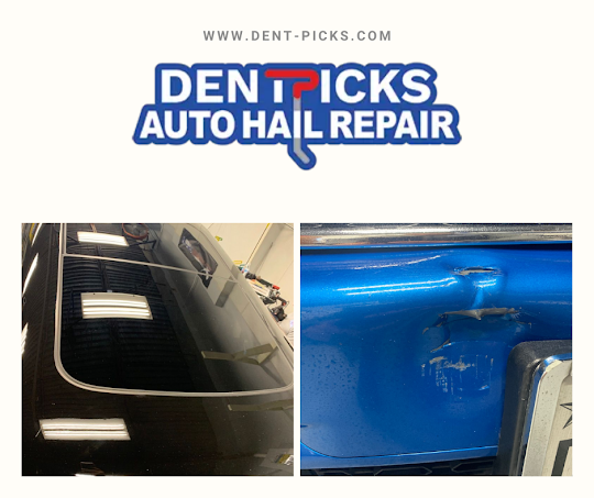 Auto Hail Repair in Texas