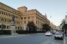 Monumento a Quintino Sella, Rome, Italy