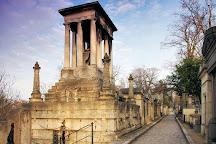 Pere-Lachaise Cemetery (Cimetiere du Pere-Lachaise), Paris, France