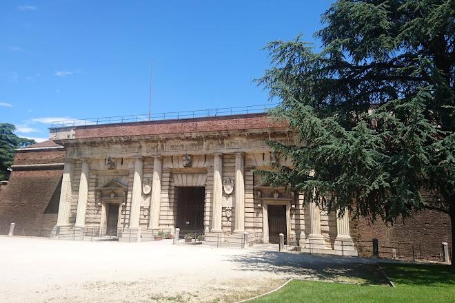 Visit Porta Palio Del Sanmicheli On Your Trip To Verona Or Italy