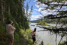 Athabasca Riverfront Park, Hinton, Canada