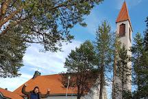 Enontekio Church, Enontekio, Finland