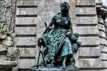 Matthias Fountain, Budapest, Hungary