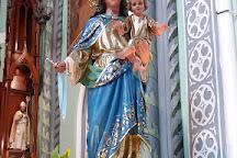 La Capilla Maria Auxiliadora, Granada, Nicaragua