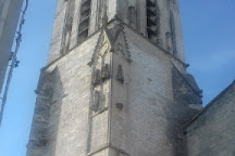 Eglise Saint-Etienne, Romorantin-Lanthenay, France