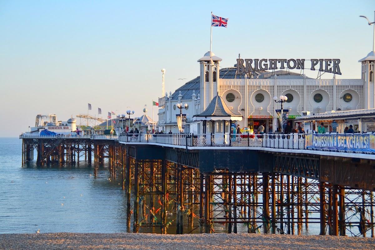 Wetter In Brighton