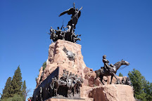 Parque General San Martin, Mendoza, Argentina