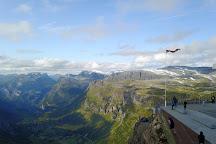 Geiranger Skywalk - Dalsnibba, Geiranger, Norway