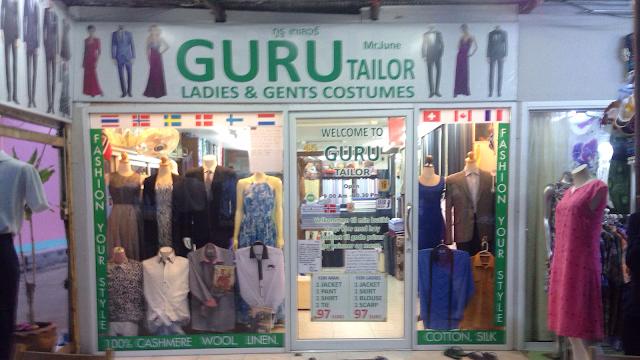 Guru Tailor