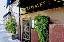 Boardner's, Los Angeles, United States