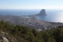 La Mola, Calpe, Spain