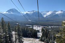 The Lake Louise Ski Resort, Lake Louise, Canada