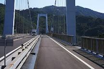 Hakata-Oshima Bridge, Imabari, Japan