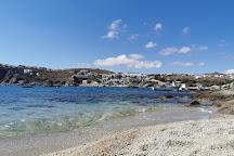 Agia Anna Beach, Mykonos, Greece