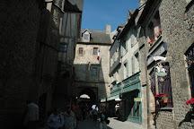 La Poste, Mont-Saint-Michel, Mont-Saint-Michel, France