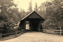 Campbell's Covered Bridge, Landrum, United States