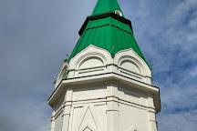 Paraskeva Pyatnitsa Chapel, Krasnoyarsk, Russia