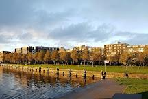 KNSM island, Amsterdam, The Netherlands