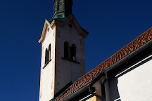 Holy Trinity Church, Idrija, Slovenia
