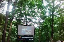 WVU Core Arboretum, Morgantown, United States