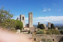 Torre Grossa, San Gimignano, Italy