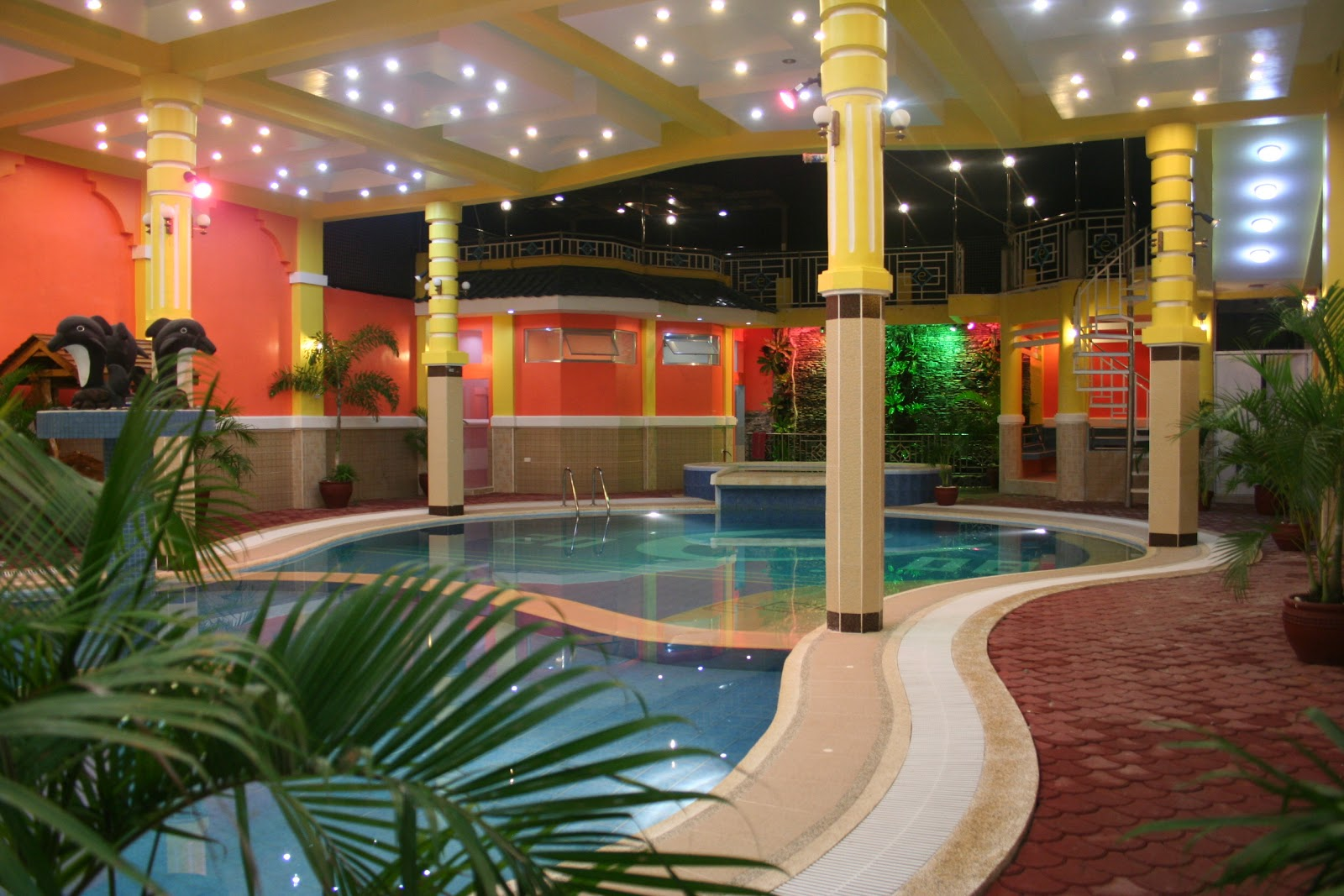 Private e resort alabang philippines tripcarta for Private swimming pool for rent in muntinlupa