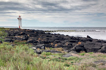 Port Fairy Lighthouse On Griffiths Island, Port Fairy, Australia