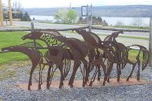 SkyLand Art Barn, Burdett, United States