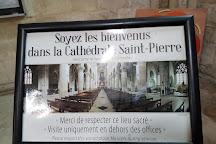 Eglise Saint-Jacques a Lisieux, Ville de Lisieux, France