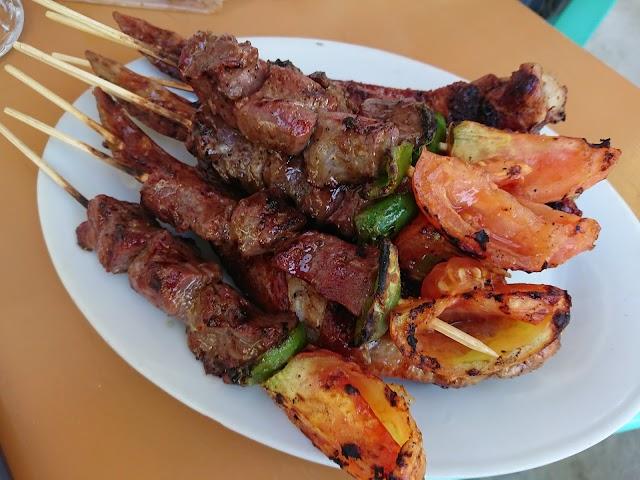 Htoo Myat BBQ Restaurant