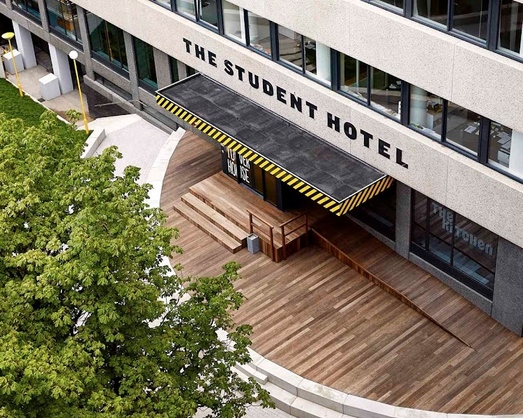 The Student Hotel Amsterdam West Amsterdam
