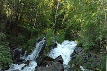 Fumee Falls, Quinnesec, United States