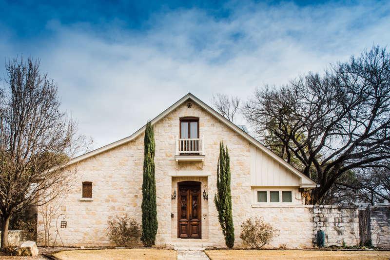 Outstanding 2 Wee Cottages Bed Breakfast Fredericksburg Texas Interior Design Ideas Clesiryabchikinfo