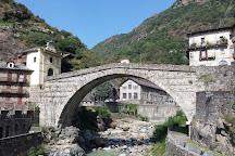 Ponte Romano, Pont-Saint-Martin, Italy