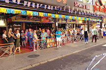 Benidorm Is A Mag For Those Wanting Good Fun Time Which Especially Evident At This Of The Year With Influx S And Hen Parties