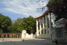 Mexico Park, Mexico City, Mexico