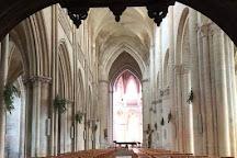 Eglise Saint-Gervais-Saint-Protais, Falaise, France