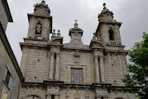 Parroquia de San Martin de Noia, Noia, Spain