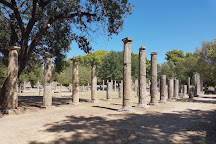 Museum of the Olympic Games, Olympia, Greece