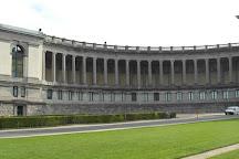 Musee du Cinquantenaire, Brussels, Belgium
