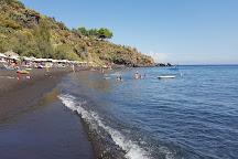Spiaggia dell'Asino, Isola Vulcano, Italy