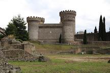 Rocca Pia, Tivoli, Italy