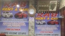 RAB RENT A CAR & TRANSPORT SERVICE karachi