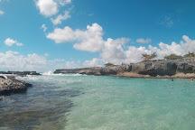 Shark hole, Barbados