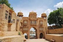 Tilon Ki Pol, Jaisalmer, India