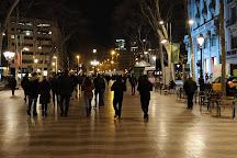 Font de Canaletes, Barcelona, Spain